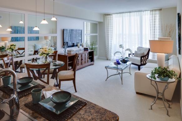 Promenade condominiums - model A1